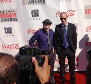Streamy Red Carpet