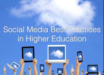 Social Media Best Practices in Higher Education